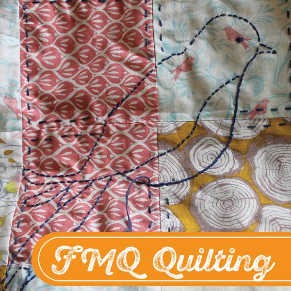 FMQ quilting