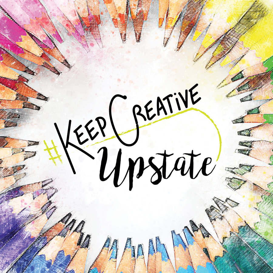 Keep Creative Upstate