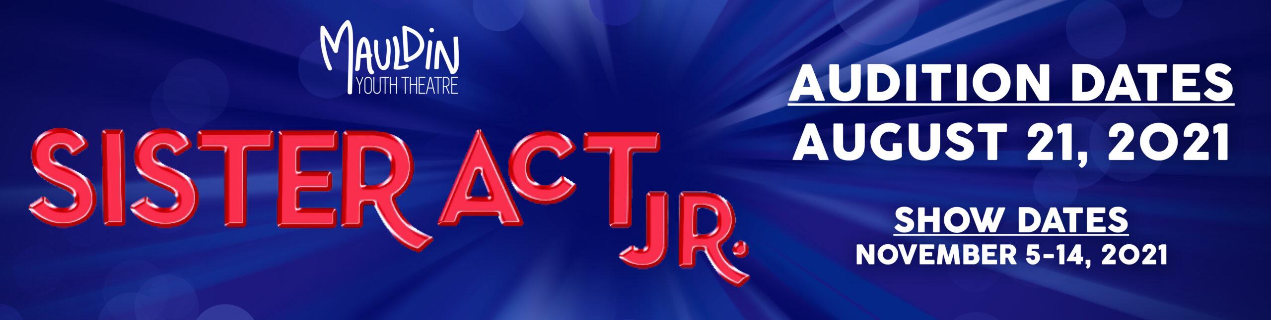 Sister Act JR.