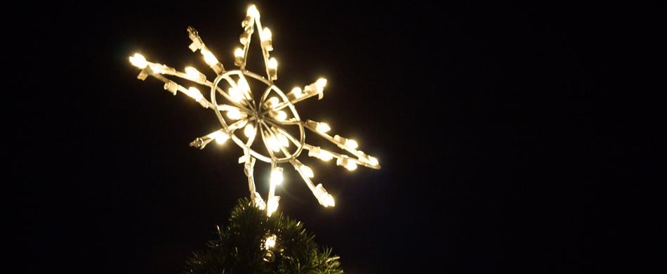 Music and Tree Lighting